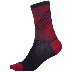 Endura SingleTrack Cycling Socks red/blue